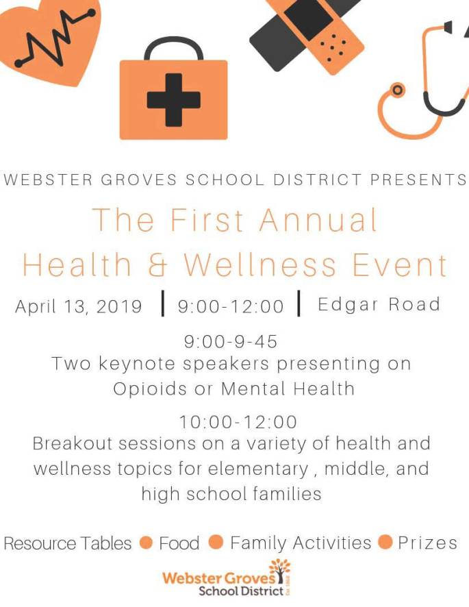 First Annual Health and Wellness Event